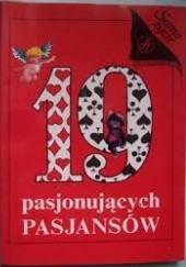 Okładka książki 19 pasjonujących PASJANSÓW Edyta Strzelecka