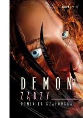 Okładka książki Demon żądzy Dominika Szałomska