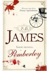 Okładka książki Śmierć przybywa do Pemberley Phyllis Dorothy James