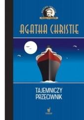 Okładka książki Tajemniczy przeciwnik Agatha Christie