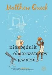 Okładka książki Niezbędnik obserwatorów gwiazd Matthew Quick