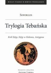 Okładka książki Trylogia tebańska Sofokles