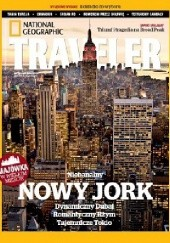 Okładka książki National Geographic Traveler 05/2013 (66) Redakcja magazynu National Geographic