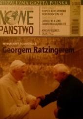 Okładka książki Nowe Państwo, 02/2013 praca zbiorowa