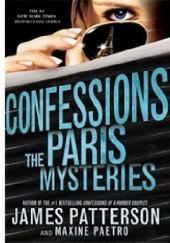 Okładka książki The Paris Mysteries James Patterson,Maxine Paetro
