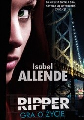 Okładka książki Ripper. Gra o życie Isabel Allende