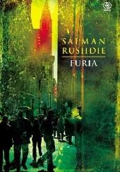 Okładka książki Furia Salman Rushdie