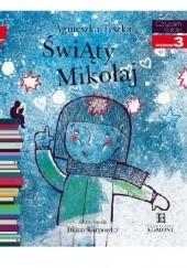 Okładka książki Świąty Mikołaj Agnieszka Tyszka