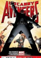 Okładka książki Uncanny Avengers Vol 1 #3 John Cassaday,Rick Remender