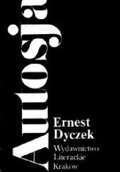 Okładka książki Autosja Ernest Dyczek