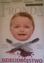 Okładka książki Fronda nr 65. Dzieciobójstwo Redakcja kwartalnika Fronda
