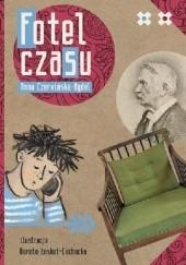 Okładka książki Fotel czasu Anna Czerwińska-Rydel
