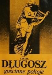 Okładka książki gościnne pokoje muzyki Leszek Długosz