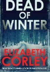 Okładka książki Dead of Winter Elizabeth Corley