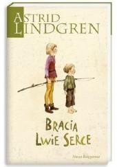Okładka książki Bracia Lwie Serce Astrid Lindgren