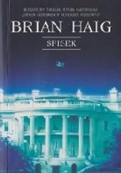 Okładka książki Spisek Brian Haig