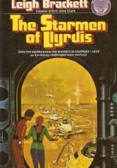 Okładka książki The Starmen of Llyrdis Leigh Brackett