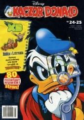 Okładka książki Kaczor Donald 24-25/2011 Don Rosa
