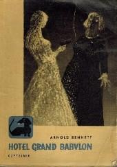 Okładka książki Hotel Grand Babylon Arnold Bennett