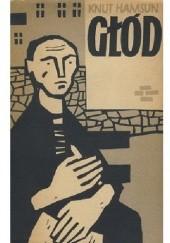Okładka książki Głód Knut Hamsun