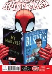 Okładka książki Amazing Spider-Man vol 3 # 6 Dan Slott,Humberto Ramos