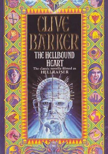 Okładka książki The Hellbound Heart Clive Barker