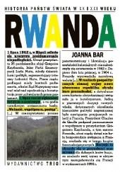 Okładka książki Rwanda Joanna Bar