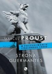 Okładka książki Strona Guermantes Marcel Proust