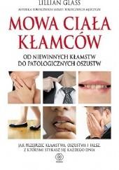 Okładka książki Mowa ciała kłamców Lillian Glass
