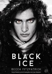 Okładka książki Black Ice Becca Fitzpatrick