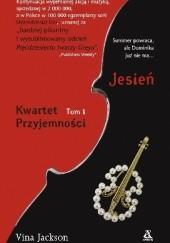 Okładka książki Kwartet przyjemności. Jesień Vina Jackson