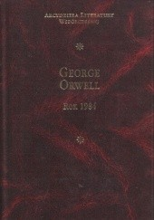 Okładka książki Rok 1984 George Orwell
