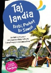 Okładka książki Tajlandia - Pascal Lajt Piotr Giegżno
