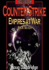 Okładka książki Exodus: Empires at War: Book 7: Counter Strike Doug Dandridge