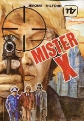 Okładka książki Mister X Jerome Milford