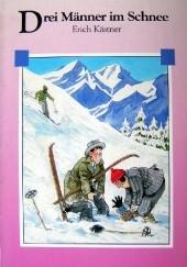 Okładka książki Drei Männer im Schnee Erich Kästner