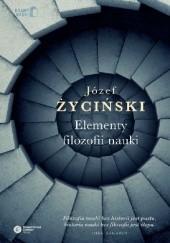 Okładka książki Elementy filozofii nauki Józef Życiński