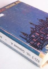 Okładka książki Przyczajone miasto Ariadna Gromowa