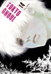 Okładka książki Tokyo Ghoul tom 14 Sui Ishida