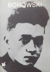 Okładka książki Poezje wybrane (II) Tadeusz Borowski