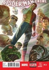 Okładka książki Amazing Spider-Man Vol 3 #1.5 - Learning to Crawl: Part Five Dan Slott,Ramón Pérez