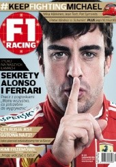 Okładka książki F1 Racing, nr 123 / październik 2014 Redakcja magazynu F1 Racing