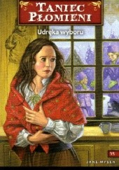 Okładka książki Udręka wyboru Jane Mysen