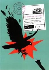 Okładka książki Polowanie na jastrzębia Zygmunt Zeydler-Zborowski