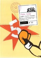 Okładka książki Piąta runda Zygmunt Zeydler-Zborowski
