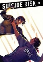 Okładka książki Suicide Risk #15 Mike Carey,Elena Casagrande