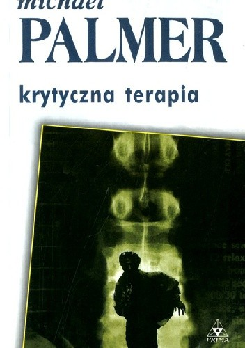 Okładka książki Krytyczna terapia Michael Palmer