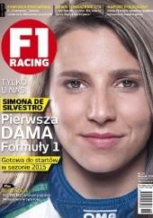Okładka książki F1 Racing, nr 122 / wrzesień 2014 Redakcja magazynu F1 Racing