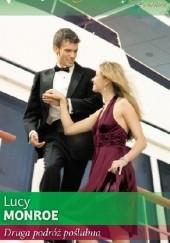 Okładka książki Druga podróż poślubna Lucy Monroe