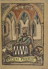 Okładka książki Rycerz Piotruś Gil Buhet